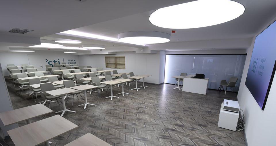 În cadrul Ponderas Academic Hospital a fost lansat noul Surgical Training Institute