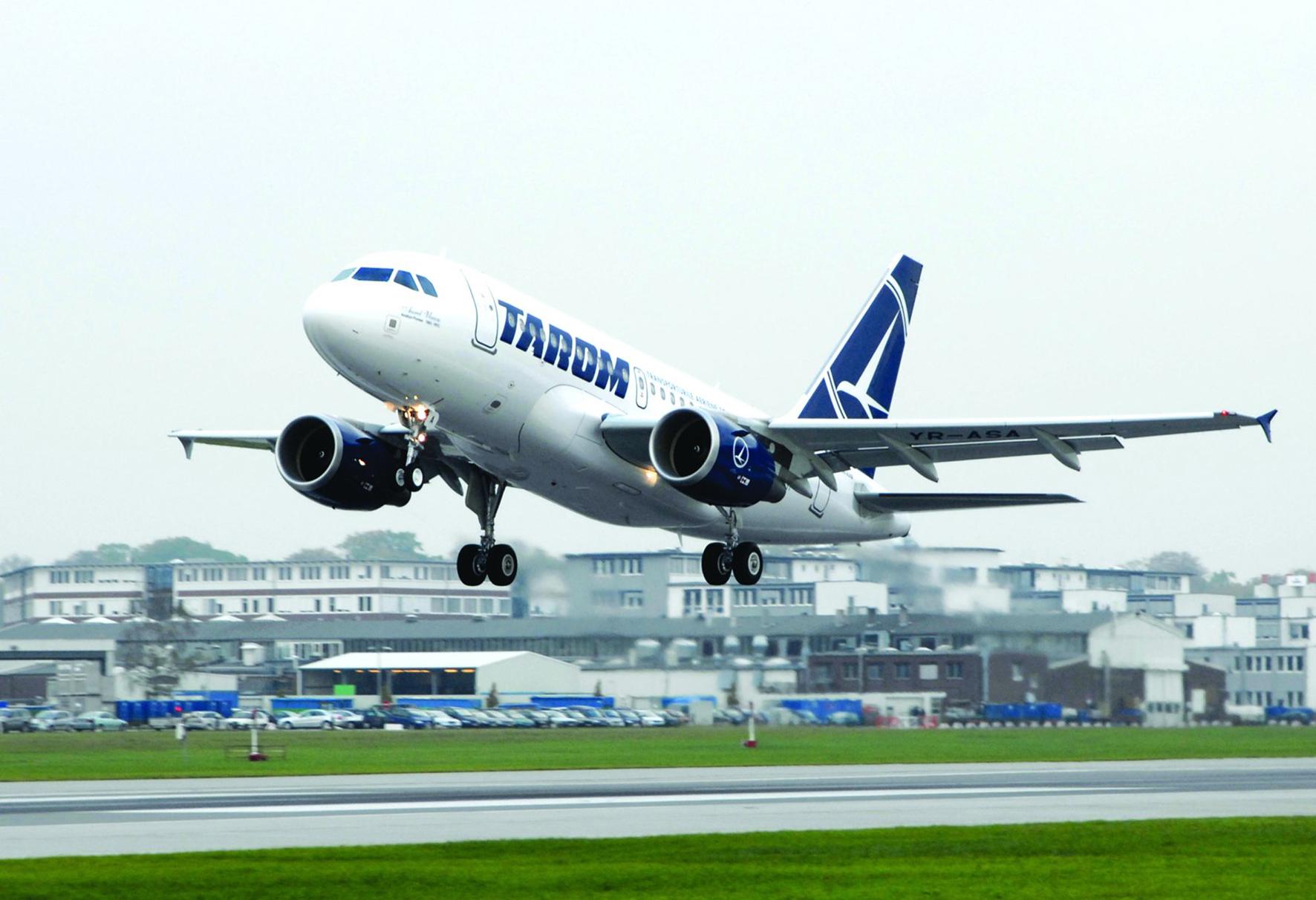 Flota Tarom va fi reînnoită și se va renunța la aeronavele de mari dimensiuni