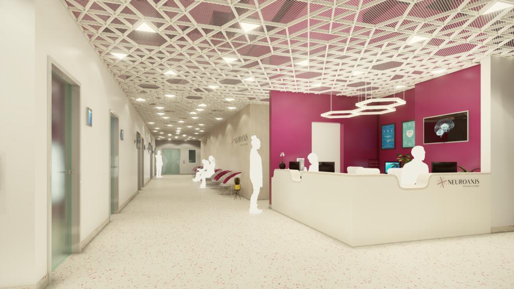 Un nou proiect de arhitectură medicală semnat TESSERACT, la București