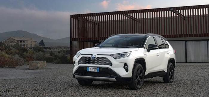 Toyota România estimează o pondere de peste  60% a modelelor hybrid în vânzările anului 2019
