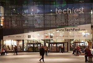 TechFest, primul festival din Transilvania dedicat tehnologiei, se extinde la Iași și Timișoara