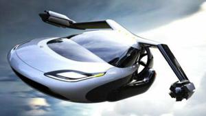 În 2024 am putea conduce primul automobil zburător