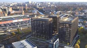 Segmentul spaţiilor de birouri a fost vedeta pieţei imobiliare în primul trimestru din 2019