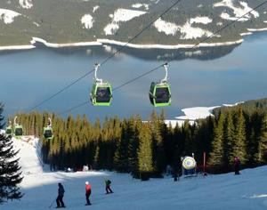 Lucările la Transalpina Ski Resort se vor finaliza în septembrie