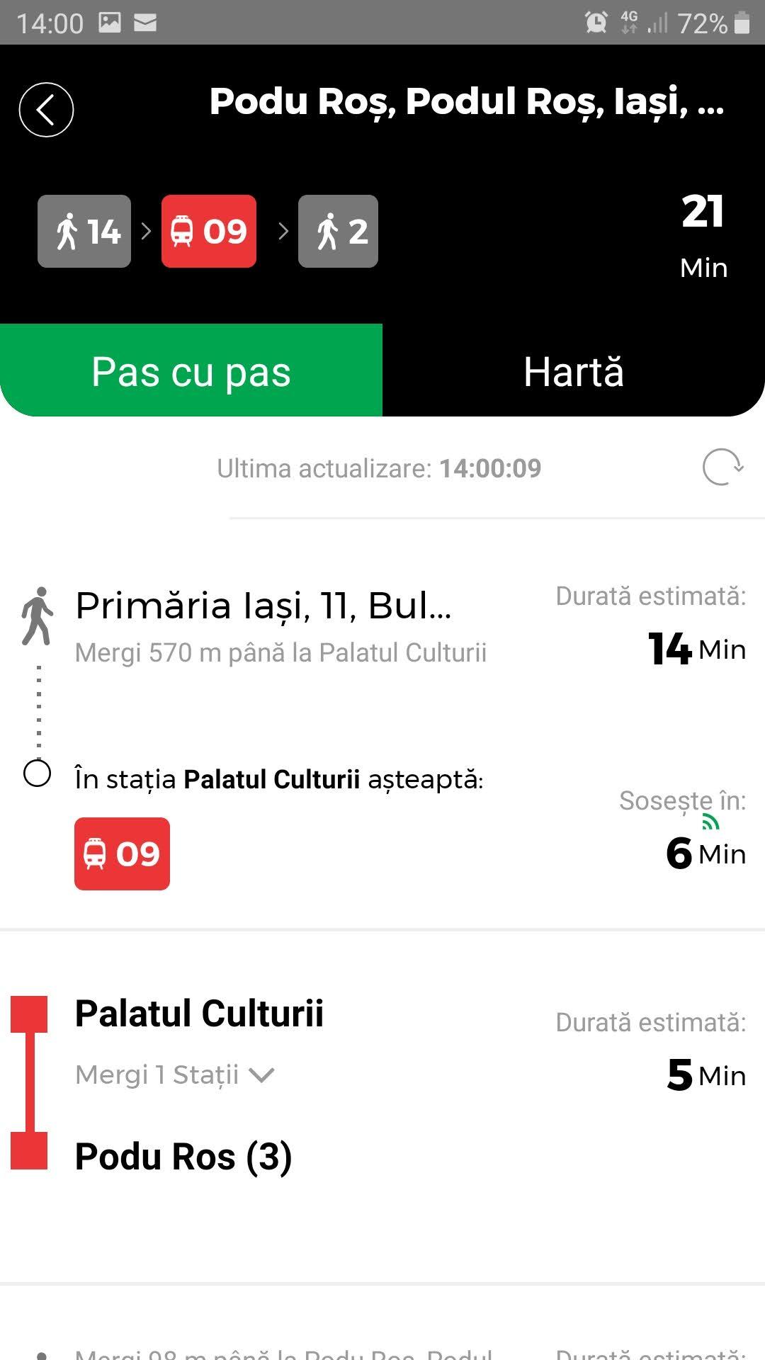 Ce poate face Tranzy, noua aplicație mobilă dedicată mijloacelor de transport local din Iași