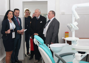 La Arad a fost inaugurat Centrul de Imagistică Dentară, unul dintre cele mai performante din Europa