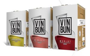Vincon isi completeaza portofoliul cu o gama de vinuri Bag in Box