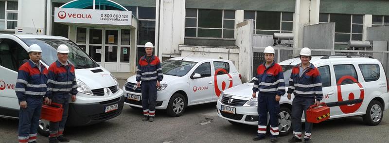 Compania Veolia va investi aproape 3 milioane de euro în sistemul de termoficare din Iași