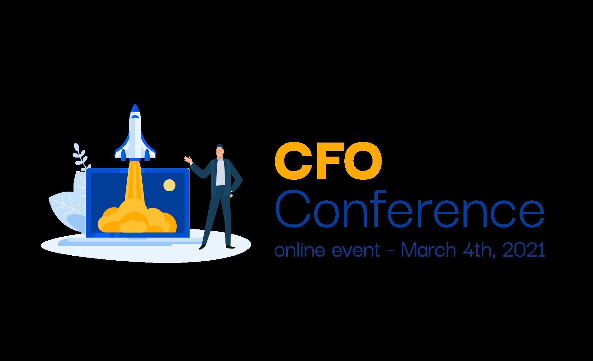 Pe 4 martie, discutăm despre rolul CFO-ului în organizație, la o nouă ediție a CFO Conference – eveniment online