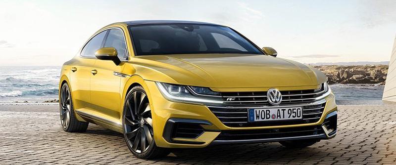 Noul Volkswagen Arteon este disponibil în România de la 36.296 de euro