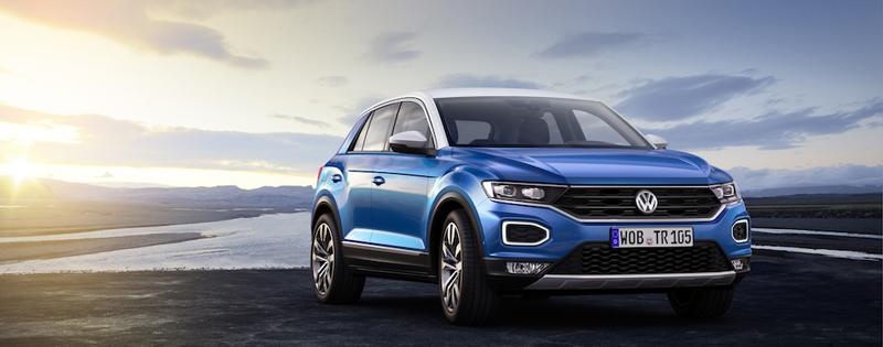 Noul Volkswagen T-Roc vine în România cu preturi de la 16.600 de euro