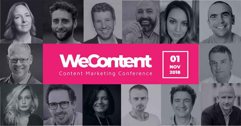 Experți din România și UK, la cel mai important eveniment de content marketing local