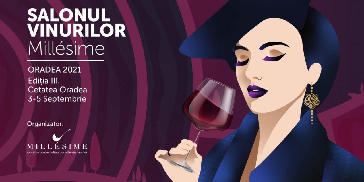 Peste 200 de vinuri româneşti şi 20 de crame autohtone, la Salonul Vinurilor Millésime de la Oradea