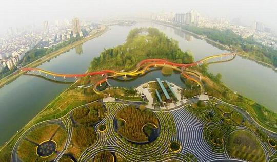 Yanweizhou Park