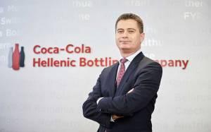 Zoran Bogdanovic este noul CEO al companiei Coca-Cola HBC