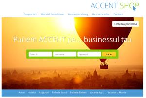 Agenția de turism Accent Travel lansează o platformă ce permite rezervarea biletelor de avion online