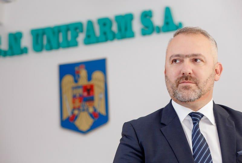 Adrian Ionel, Director Unifarm: Am reușit imposibilul, ținând cont de numărul nostru de angajați și am câștigat resurse pentru luni bune de acum încolo