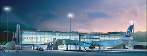 Peste trei ani am putea zbura de pe Aeroportul internaţional Braşov – Ghimbav