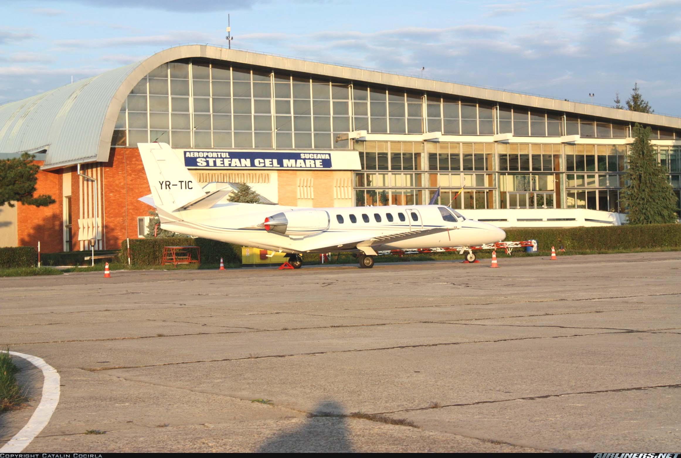 """""""Aeroportul Ştefan cel Mare"""" Suceava mizează mai ales pe clienții VIP"""