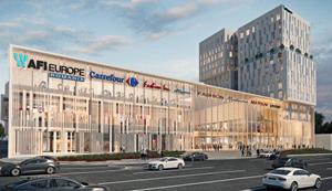 Noul mall AFI Braşov va fi inaugurat în 2018