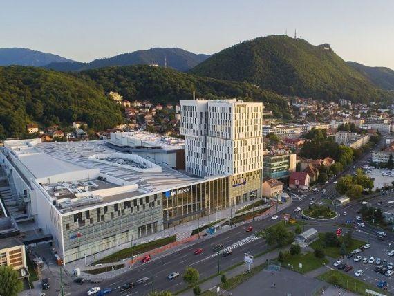 AFI Europe a inaugurat proiectul de birouri AFI Park Braşov