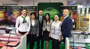 Grupul Agricola Bacău a participat la cel mai mare târg de alimente și băuturi din Marea Britanie