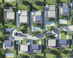 """Dezvoltatorul imobiliar Alesonor anunţă o investiţie de 100 de milioane de euro pentru """"prima suburbie verde din România"""""""
