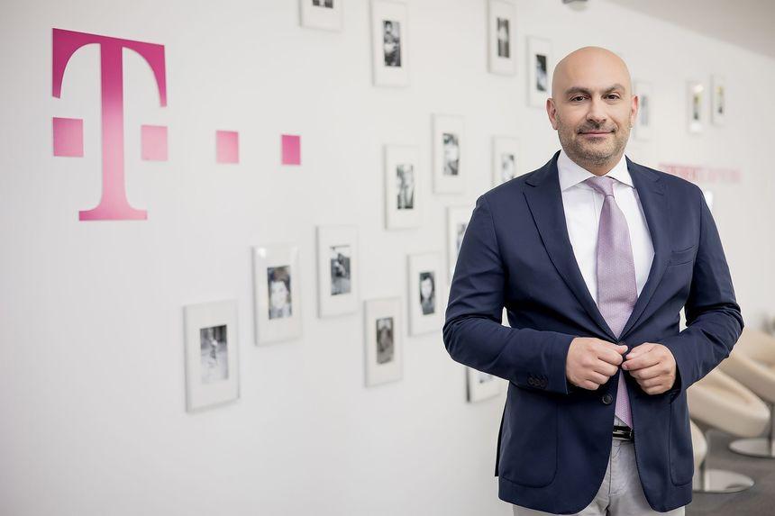 Alexander Jenbar intră în conducere Telekom Romania Mobile Communications