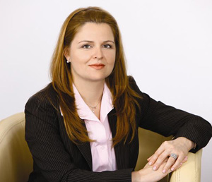 Alina Culcea este noul Director General al Amgen România