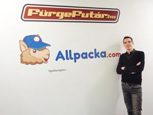 Afacerile intermediarului de servicii de curierat Allpacka au depășit 100.000 euro în primul an de activitate în România