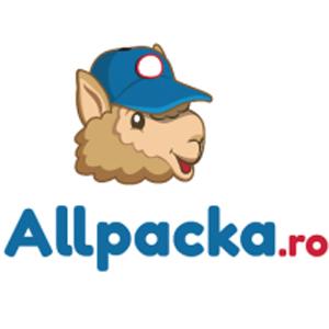 Allpacka.ro investește 70 000 euro într-un nou website și estimează o creștere cu 150% a business-ului din România până in 2017