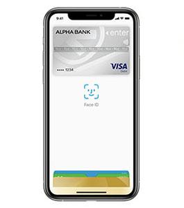 Plățile prin Apple Pay sunt disponibile pentru clienţii Alpha Bank România