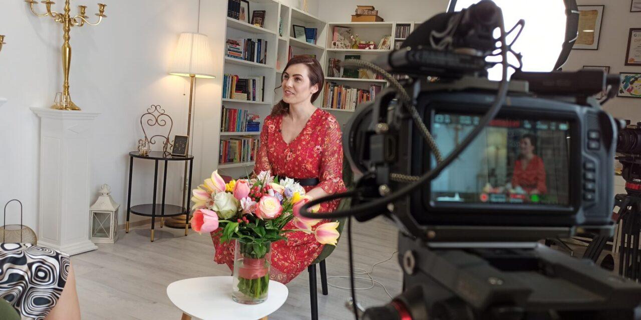 Amalia Georgescu, owner AGEO Events și Manager Marketing BIOCOMP: Omul de marketing e recomandat și trebuie să fie autodidact, curios și capabil să învețe în permanență