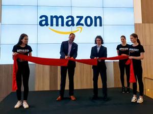 Amazon a inaugurat Centrul de Dezvoltare și Tehnologie din București