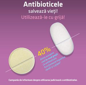 """Caravana """"Antibioticele salvează vieți! Utilizează-le cu grijă!"""" a ajuns în trei localități din județul Iași"""