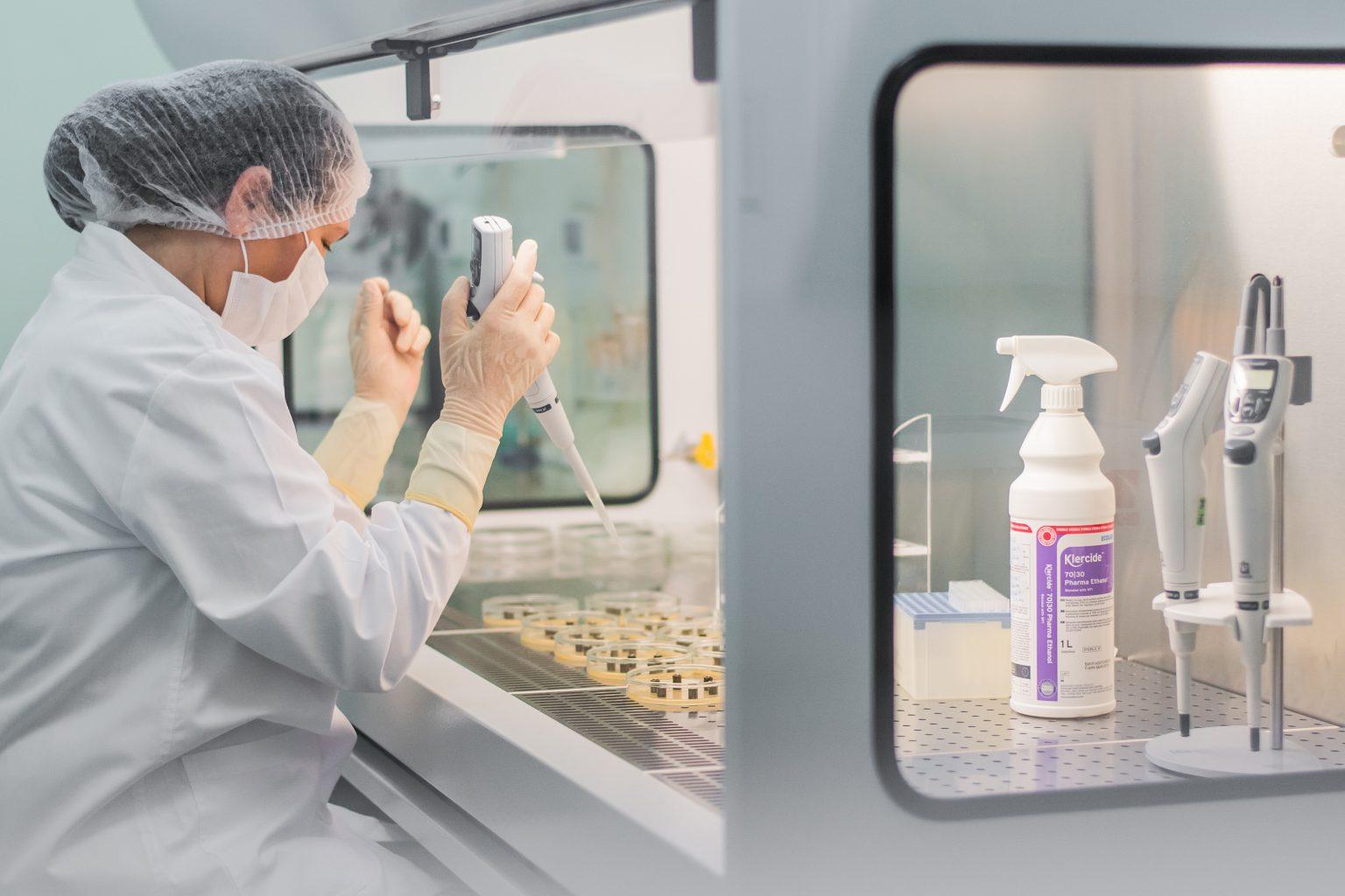 Demersuri pentru începutul producției de Hidroxiclorochină la Antibiotice Iași