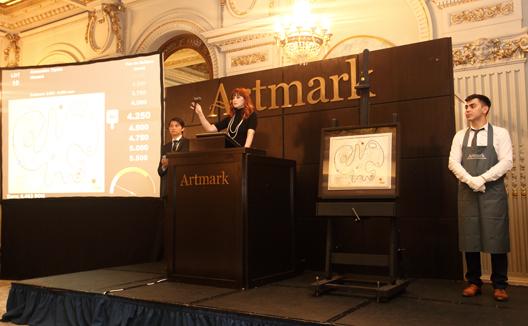 Artmark a avut vânzări de aproape 6,6 milioane de euro în primul semestru al anului