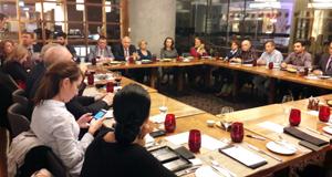 """Lideri ai asociațiilor de pacienți s-au întâlnit într-o nouă dezbatere în cadrul programului  """"Management Modern al Asociațiilor de Pacienți"""""""