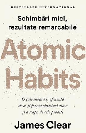 """""""Atomic Habits"""" de James Clear"""