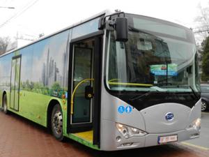Avem șanse să mergem cu tot mai multe autobuze și taxiuri electrice
