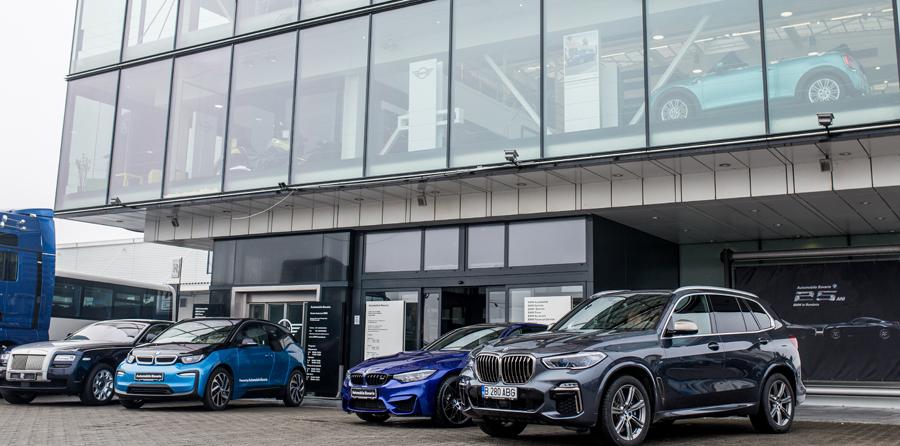 Cea mai mare reţea de dealeri BMW din Europa Centrală şi de Est continuă povestea de succes începută în 1994