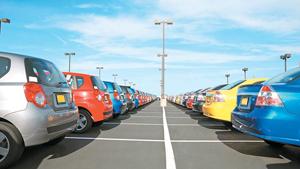 Vânzările auto în Europa au scăzut cu 51,8% în martie, din cauza pandemiei