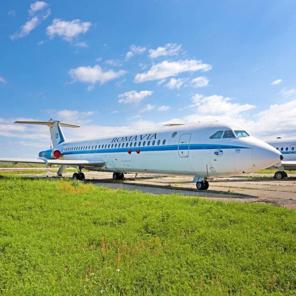 Cât costă să cumperi la licitație fostul avion prezindențial al lui Ceaușescu?
