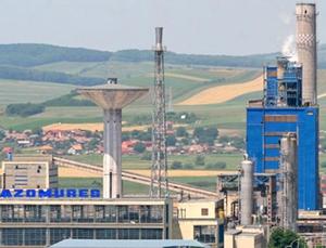 Investiţie de 4 milioane de euro într-o centrală de producere a energiei electrice, pentru reducerea emisiilor de CO2, la Azomureş