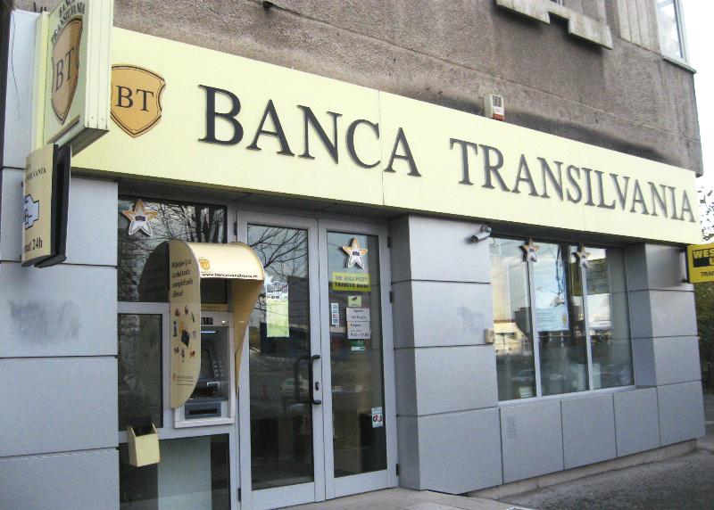 BERD şi-a redus participaţia la Banca Transilvania până la 11,47%