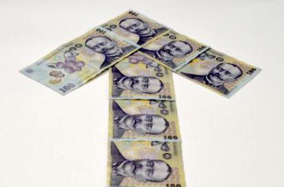 Câştigul salarial mediu lunar net pe economie a crescut cu 14,3%, la 2.338 lei, în 2017