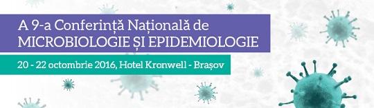 Conferința Națională de Microbiologie și Epidemiologie va avea loc în octombrie