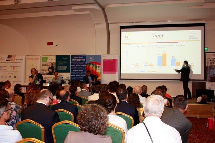 Optimism moderat al antreprenorilor si managerilor prezenți la IMM ReStart Iași