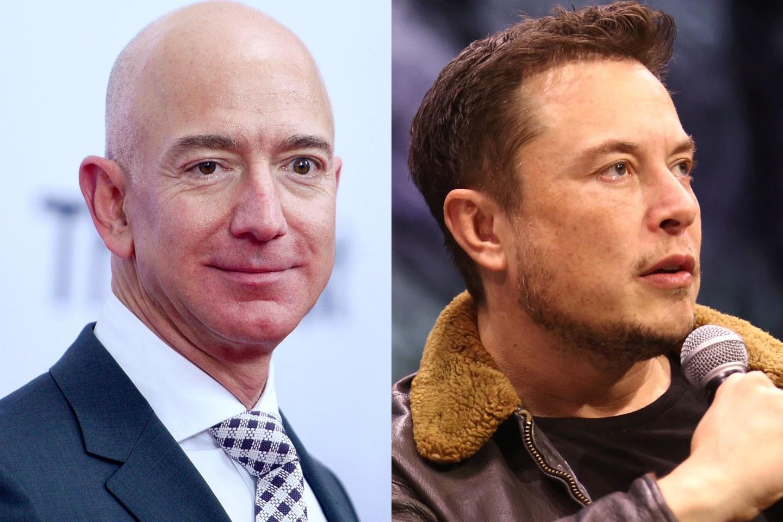 Averea netă a lui Bezos, Musk şi altor miliardari a crescut în timpul pandemiei