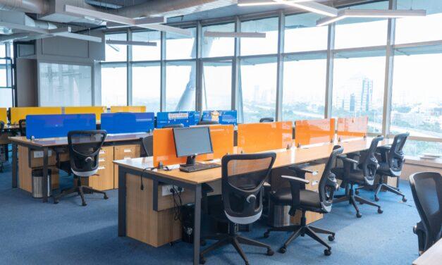 Creștere accelerată a închirierii spațiilor de birouri
